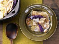 Red Cabbage and Potato Gratin recipe