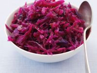 Red Cabbage with Cumin recipe