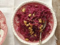 Red Cabbage with Nuts recipe