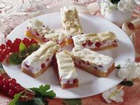 Red Currant Squares recipe