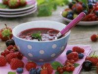 Red Fruit Jelly recipe