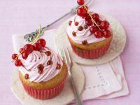 Red Fruit Mini Cakes recipe
