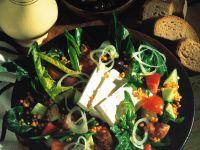 Red Lentil Salad recipe