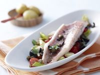 Red Snapper with Cherry Tomatoes recipe