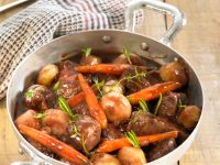 Red Wine and Beef Braise recipe