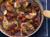 Red Wine and Chicken Casserole recipe