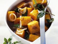 Red Wine Poached Pumpkin recipe