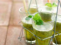 Refreshing Ginger-Mint Vegetable Broth