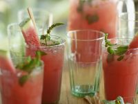 Refreshing Melon Drink recipe