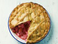 Rhubarb Pie Recipes