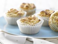 Rhubarb and Lime Muffins recipe