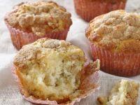 Rhubarb Crunch Cupcakes recipe