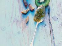 Rhubarb Jam with Kiwi recipe