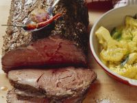 Rib-eye Roast recipe