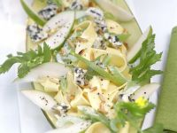 Ribbon Pasta with Pears and Celery recipe