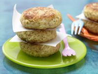Rice and Apple Griddle Cakes recipe