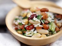 Rice and Bean Salad recipe