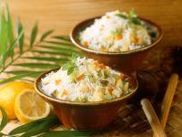 Rice and Fruit Salad recipe