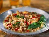 Rice and Poultry Stew recipe