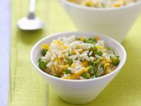 Rice and Vegetable Salad recipe