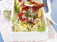 Rice Casserole with Summer Squash recipe