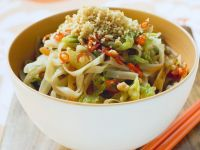 Rice Noodles with Chile Peppers recipe