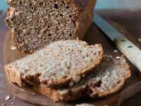 Rice, Oat and Buckwheat Bread recipe