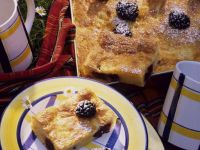 Rice Pudding with Berries recipe