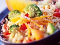 Rice Salad with Broccoli recipe