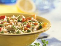 Rice Stew with Turkey and Vegetables recipe