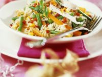 Rice with Chicken and Vegetables recipe