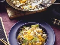 Breakfast-style Chinese Rice recipe