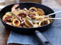 Spanish Seafood Rice recipe