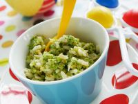 Mixed Baby Food Dinners recipe
