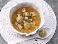 Rich Chicken Soup recipe