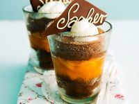 Rich Chocolate Pudding Cups recipe