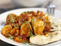 Rich North Indian Curry with Coriander
