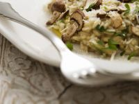 Rich Woodland Mushroom Rice recipe