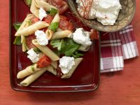 Ricotta and Chile Pepper Pasta recipe