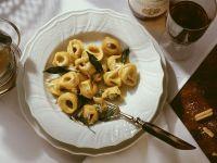 Ricotta and Spinach Tortellini recipe