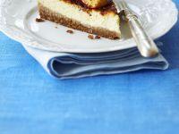 Ricotta-peach Cake recipe