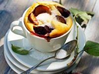 Risen Soft Cheese Puddings recipe