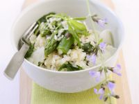 Risotto with Asparagus and Sage recipe