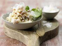 Risotto with Cuttlefish recipe