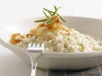 Risotto with Jerusalem Artichoke recipe