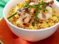 Risotto with Squid recipe