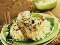Italian Rice with Golden Turkey recipe