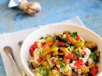 Risotto with Vegetables and Herbs