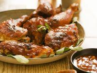 Roast BBQ Chicken recipe