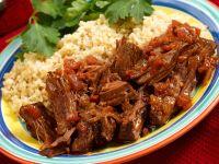 Southwestern-style Salsa Beef recipe
